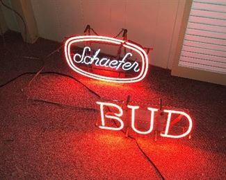 LIGHT UP BEER ADVERTISMENTS