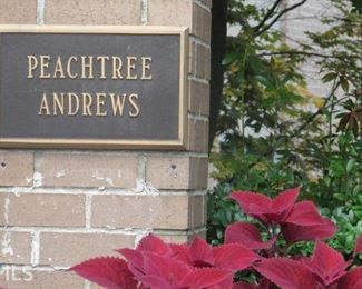 Peachtree Andrews Event