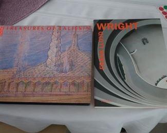 Frank L  Wright  books-