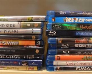 179. Lot D001 - 0347.jpg - 19 Blue Ray DVDs Movies