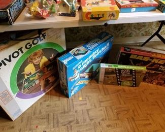 1960's and 1970's games