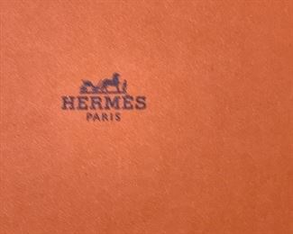 HERMES scarf in the box, brand new $ 285.00