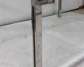 steel coffee table leg  pic 2