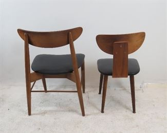 2 MCM chairs {chips on back]  PIC 3