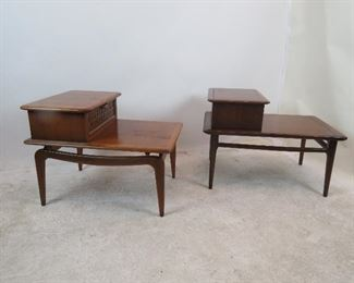 2 MCM end tables.  PIC 4