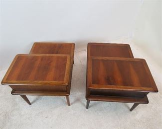 2 MCM end tables.  PIC 5