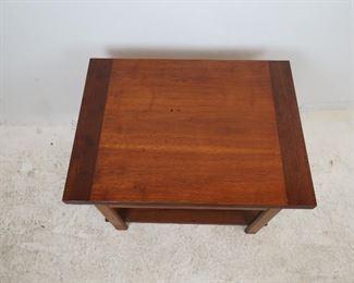 Lane MCM table, [worn finish]  PIC 3