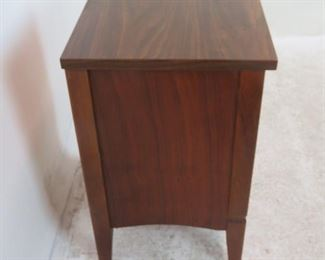MCM nightstand with laminate top  PIC 2