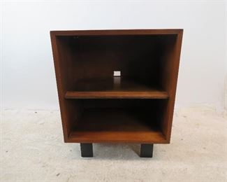 ITEM-277-- George Nelson Herman Miller cabinet. [missing hinges, top scratches]. PIC 4