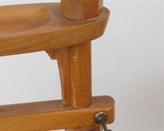 ITEM-284- 2 MCM wooden valets,  PIC 3