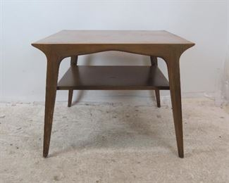 ITEM-291-- Drexel profile table designed by John Van Koert. [scratches, blemishes and wear.] PIC 2