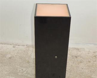 ITEM-305--Acrylic illuminated pedestal, PIC 3