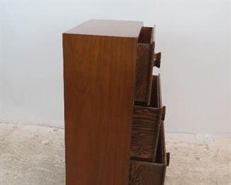 ITEM- 310-- 3 drawer dresser chest. Has no back. PIC 3