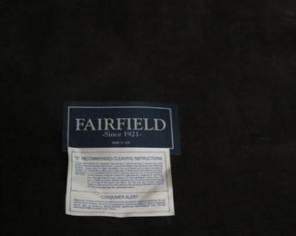 ITEM-359- Pair of french armchairs  Made by Fairfield.  good overall condition. PIC 3