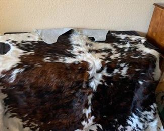 Colorful Cowhide