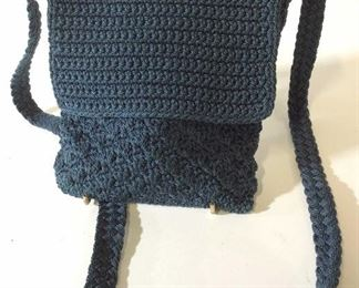 oho Woven Shoulder Bag, Cross Bag