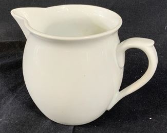 Richard Ginori Classic Ceramic Cream Pitcher