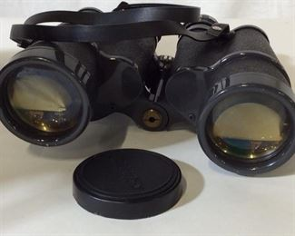 Vintage JASON Commander Binoculars in Case