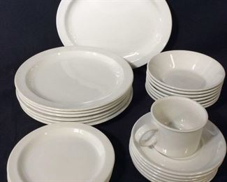 Set 25 MIDWINTER STONEHEDGE Ceramic Tableware
