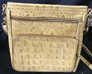 BRAHMIN Ladies Leather Cross Body Bag