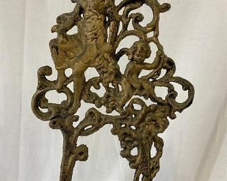 Baroque Style Antique Easel