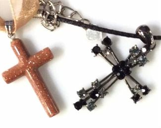 Lot 4, Ladies Religious Fashion Jewelry