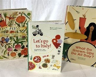 Lot 3 Childrens Books