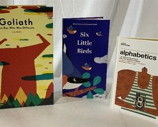 Lot 3 Children's Books