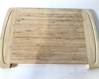 Tan Toned Wooden Cutting Board