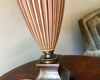 Ethan Allen lamp detail