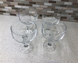 $10  4 glasses