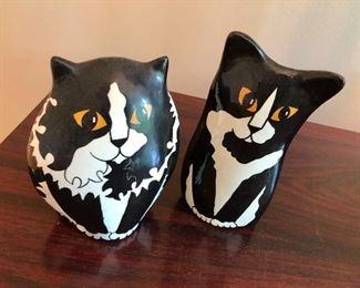 $32  2 Cats by Nina Lyman