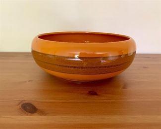 $20 Ceramic bowl 12 inches diameter, 4 1/2 inches high
