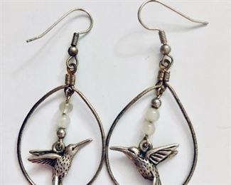 $ 30 Hummingbird earrings
