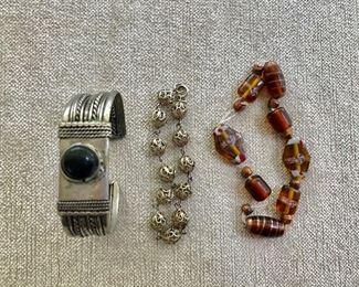 $45 - Three bracelets or $15 each