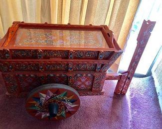$225 Costa Rica Ox Cart