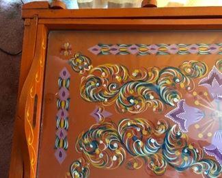 Detail Costa Rica Ox Cart