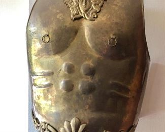 $95 Armor breast plate shield