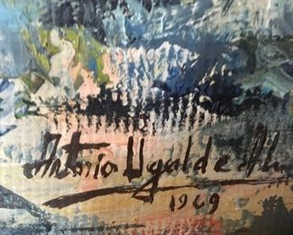 Detail signature