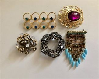 $45 Lot vintage pins