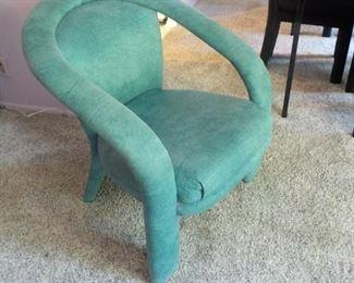 Aqua Chair  $45