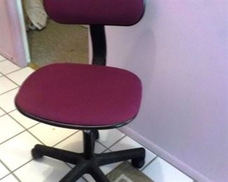 Desk Chair  $15