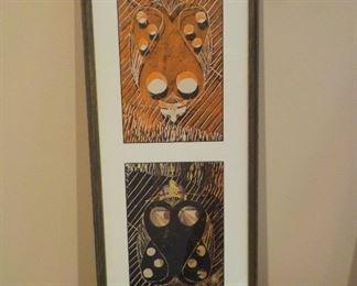1969 Student Art Project  $20