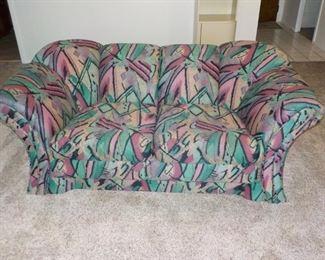 """2 Love Seats  70"""" wide  $50 each"""