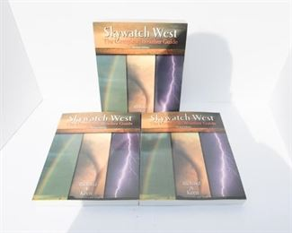 B2  3 Copies of Skywatch East by Richard Keen.    $5.95