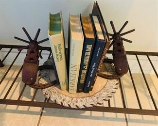 $38~ SPUR BOOKENDS