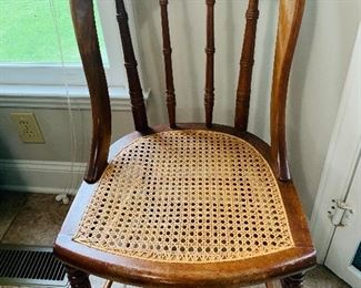 Early 1900's  Beverly Cronin Chairs, Set of 6