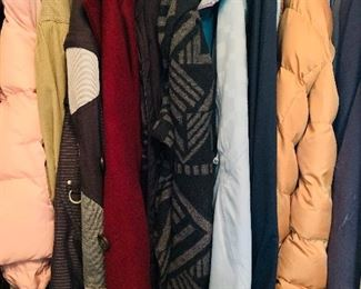 Men's and Women's Outerwear