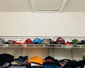 Men's Hats and Tees