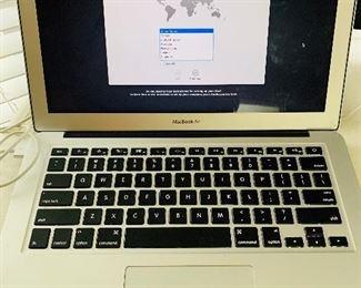 Apple Mac Book Air, A1466, Clean Hard Drive